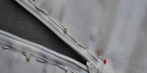Lined Skirt New Zip